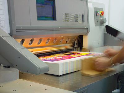 picture of printing equipment